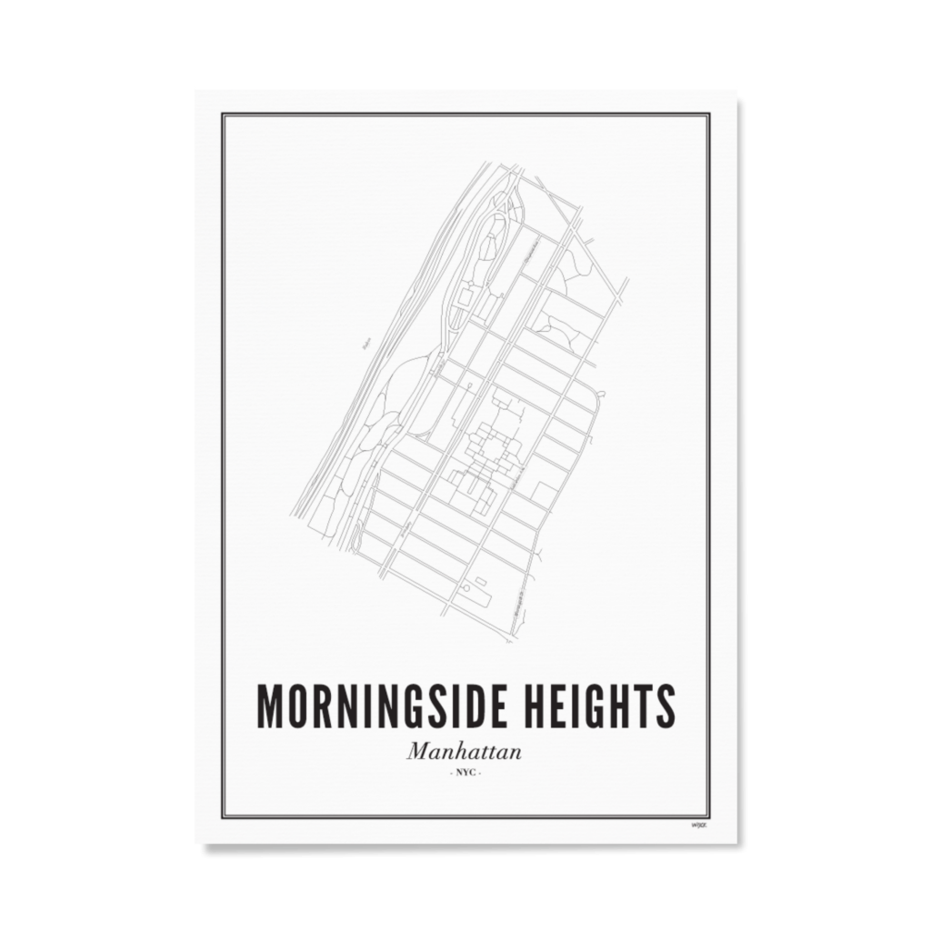 Monringside Heights_ Papier