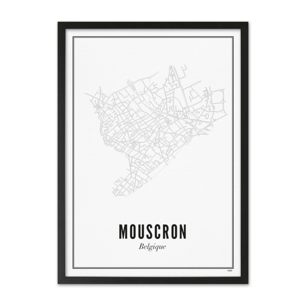 mouscron zwart