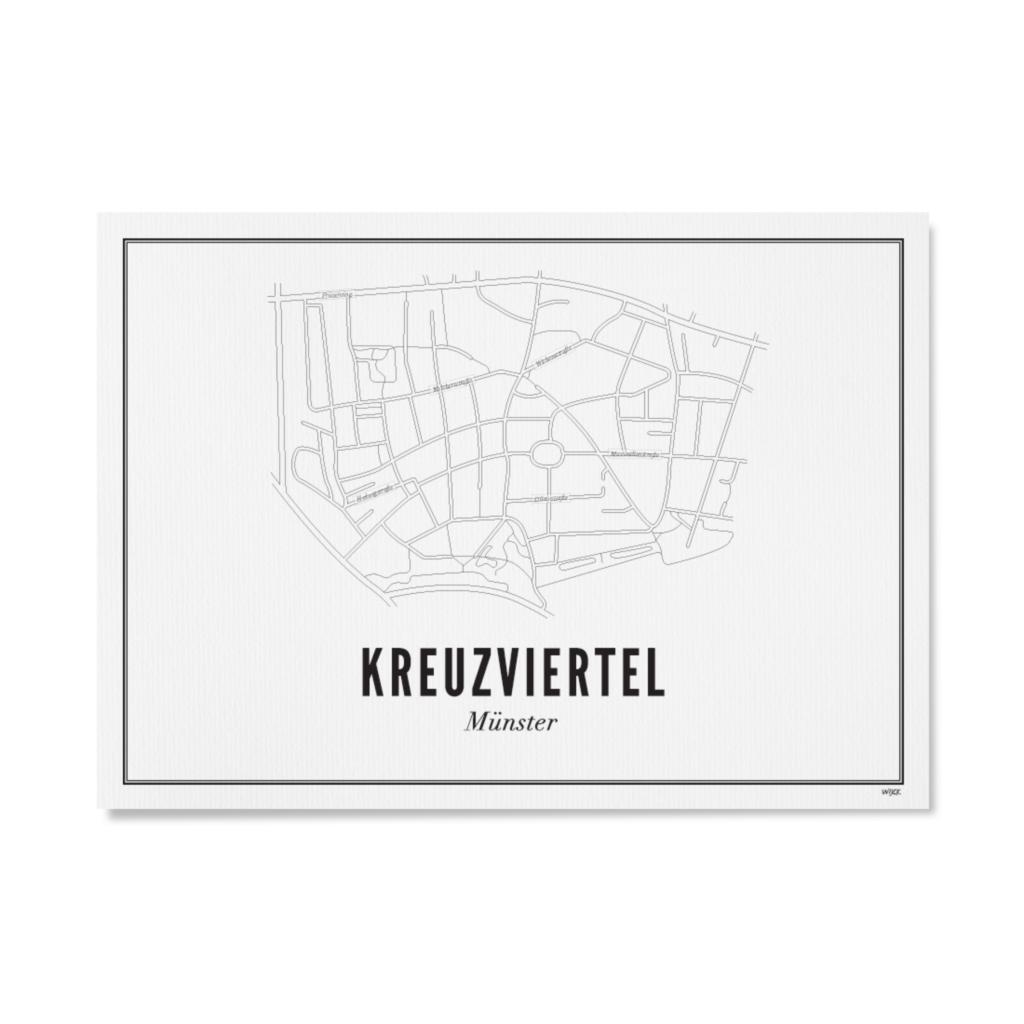 Münster-Kreuzviertel-papier