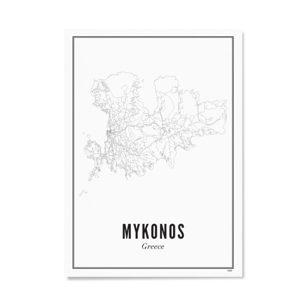 MYKONOS_papier