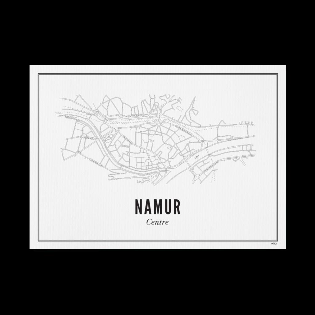 Namur centre_papier