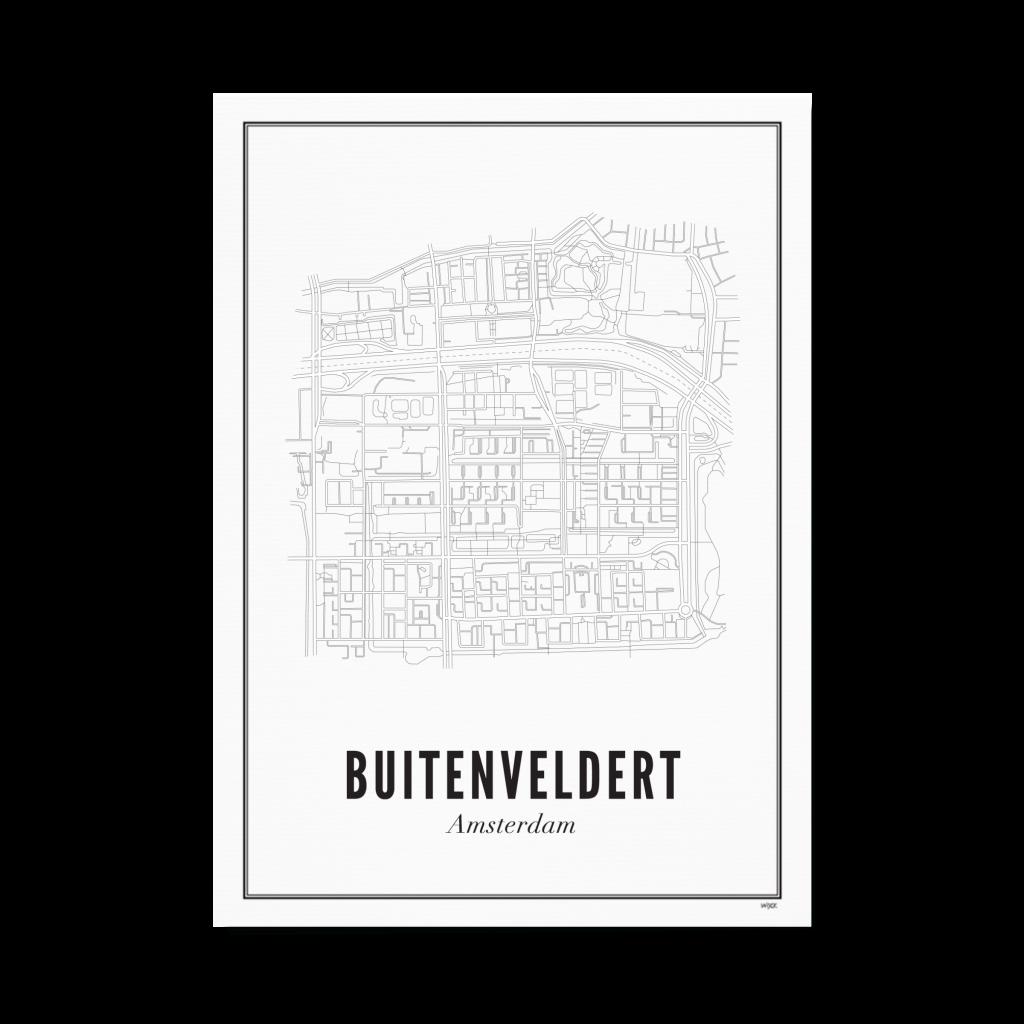 Nederland_amsterdam_buitenveldert_ STAAND PAPIER
