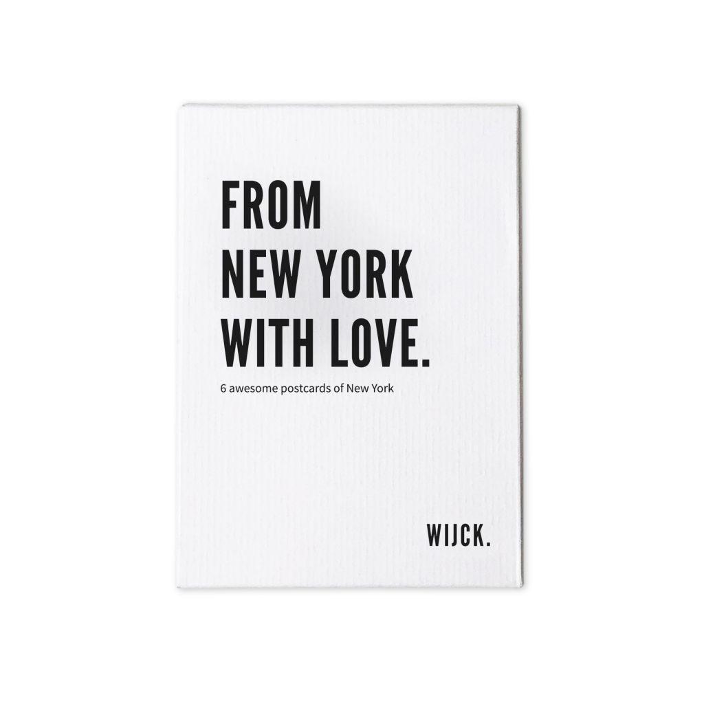 New York_Ansichtkaarten_voorkant