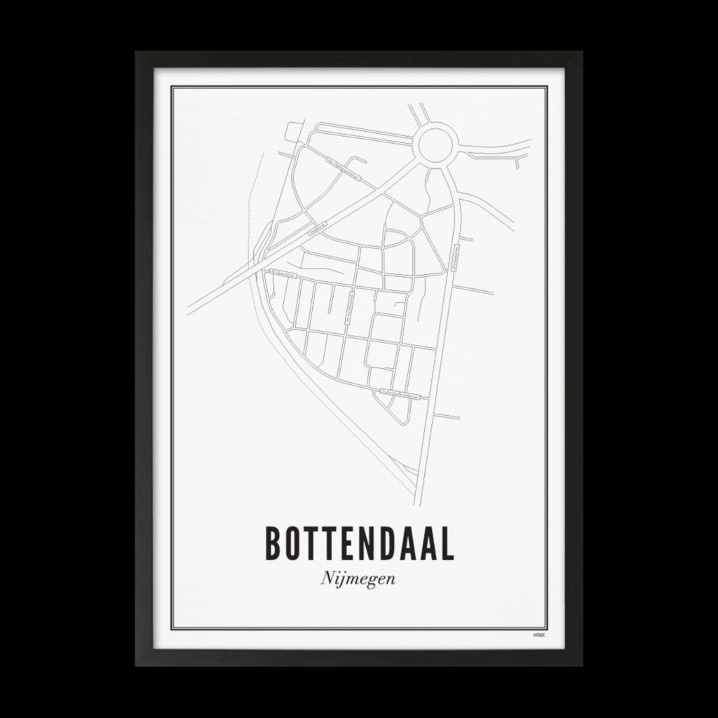 Nijmegen bottendaal lijst