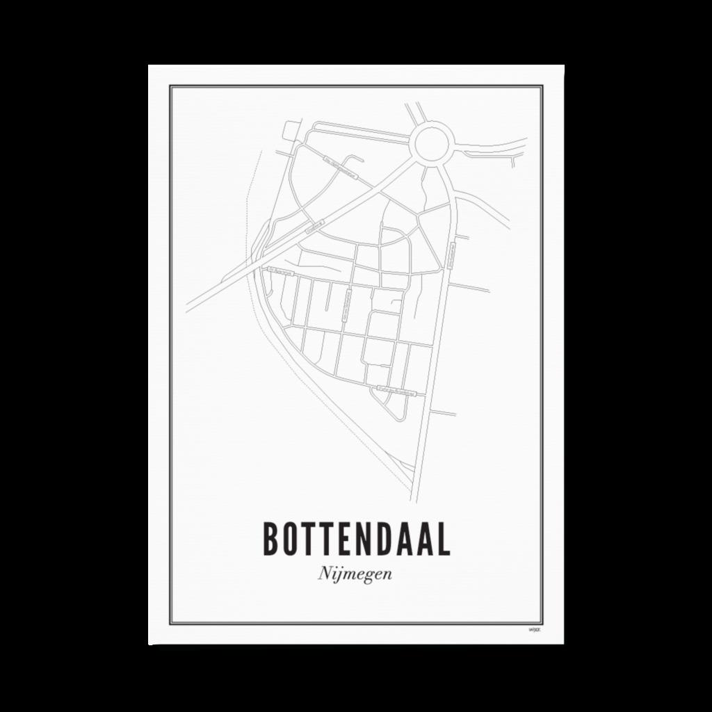 Nijmegen bottendaal papier