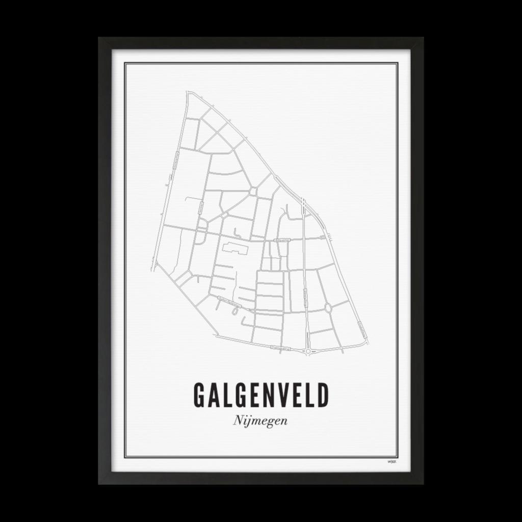 Nijmegen galgenveld lijst