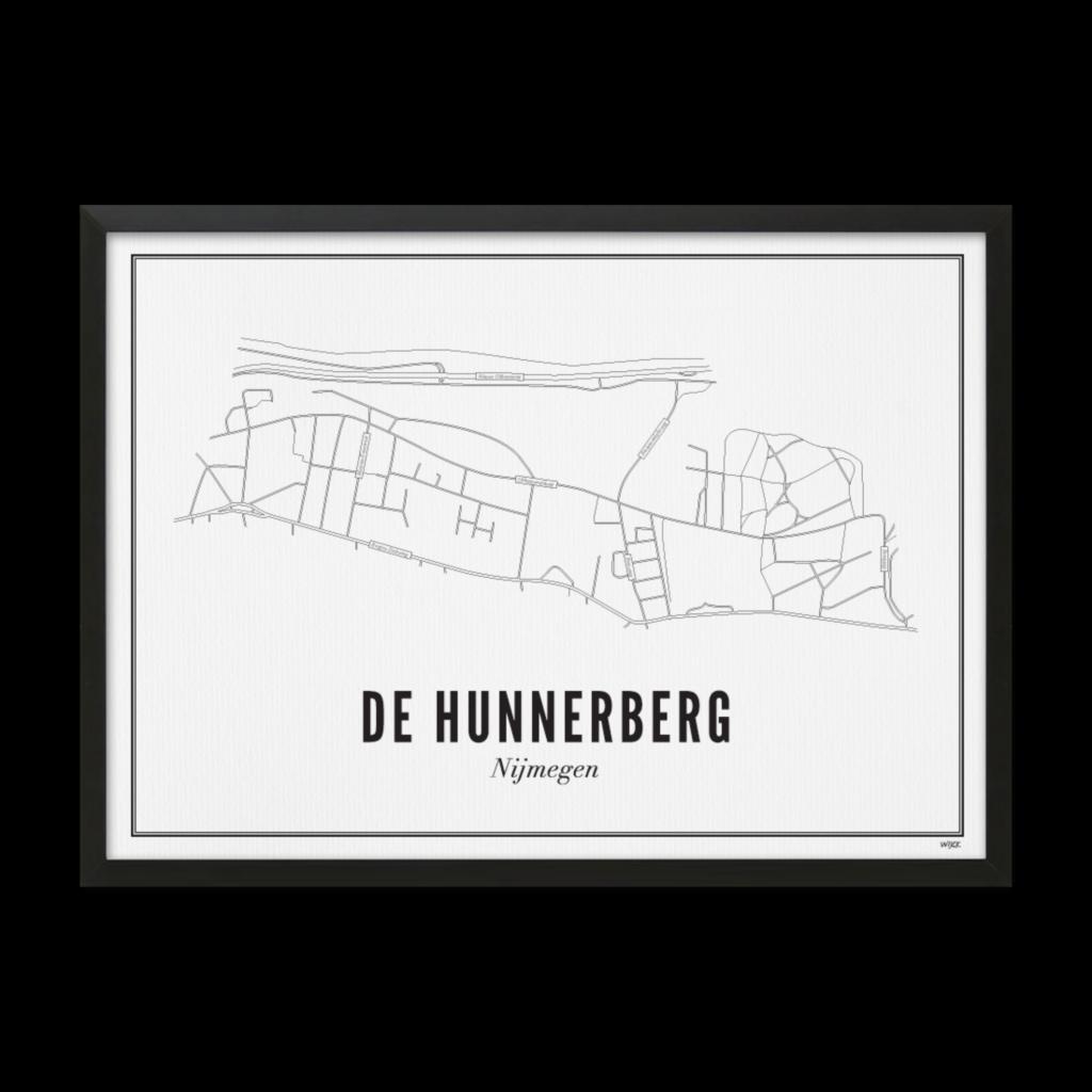 Nijmegen hunnerberg lijst