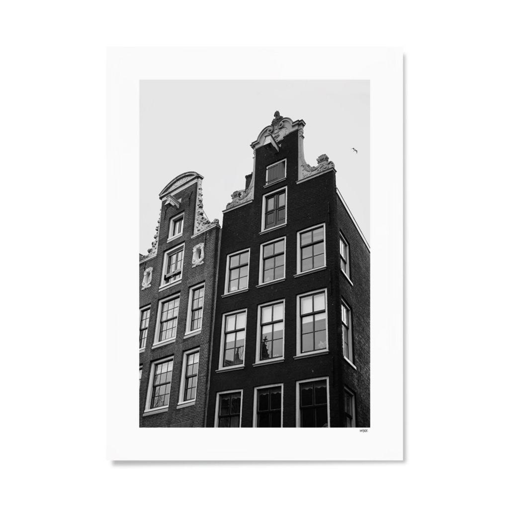 NL_Amsterdam_Grachtenpanden_Papier