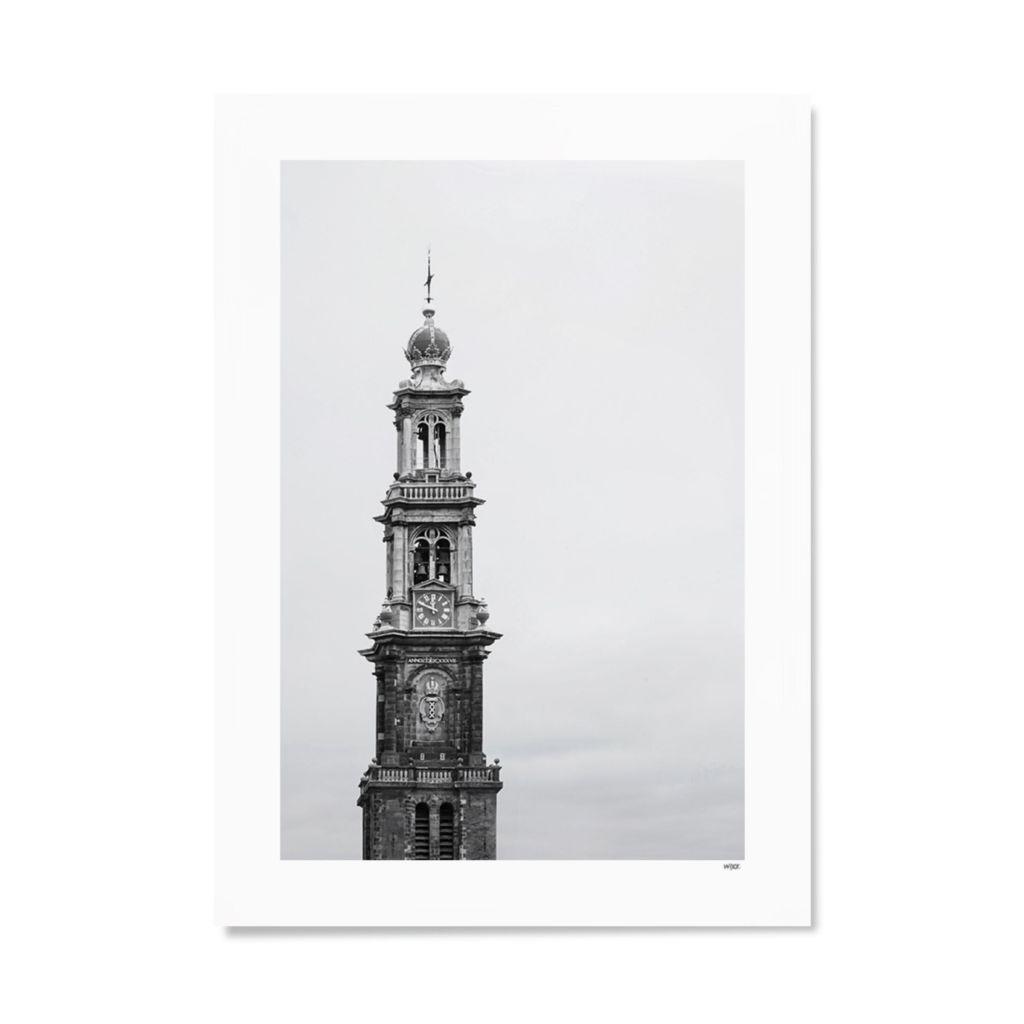 NL_Amsterdam_Westertoren_Papier