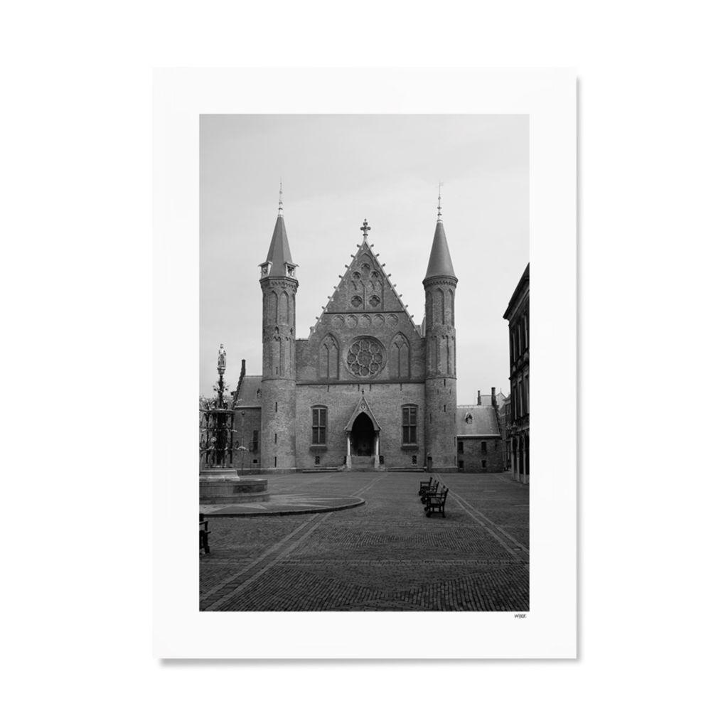 NL-Den Haag_Photography_Binnenhof_Papier
