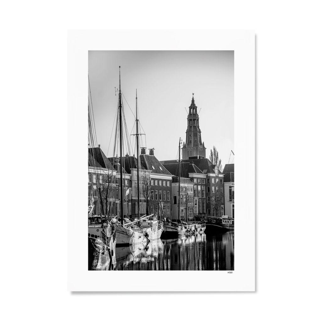 NL_Groningen_HogeDerA_Papier