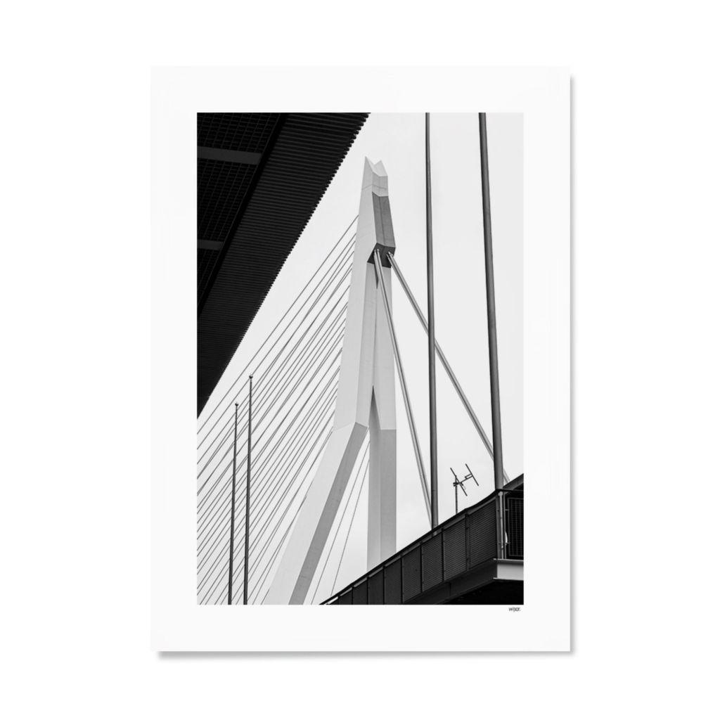 NL_Rotterdam_Erasmusbrug_Papier