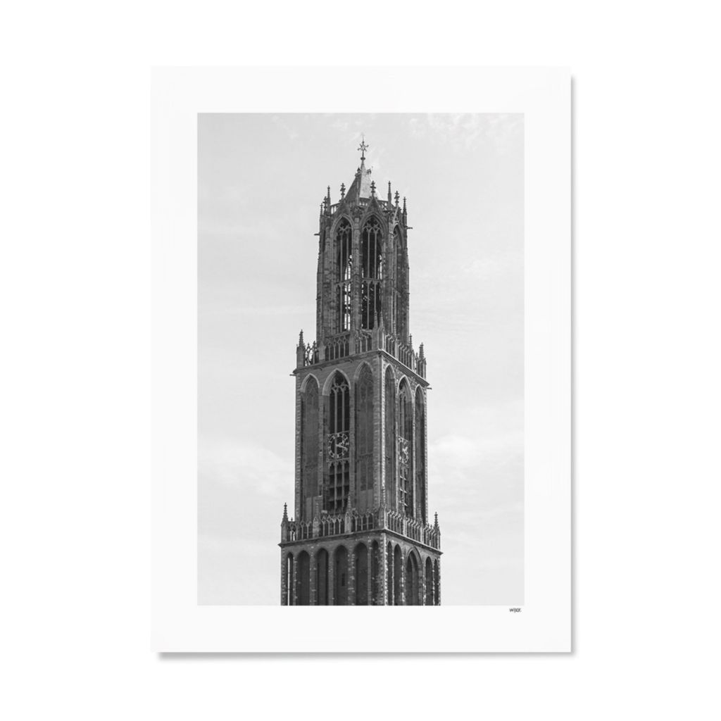 NL_Utrecht_DomToren_Papier