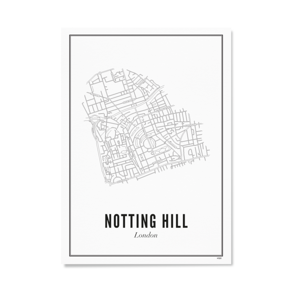 notting hill papier