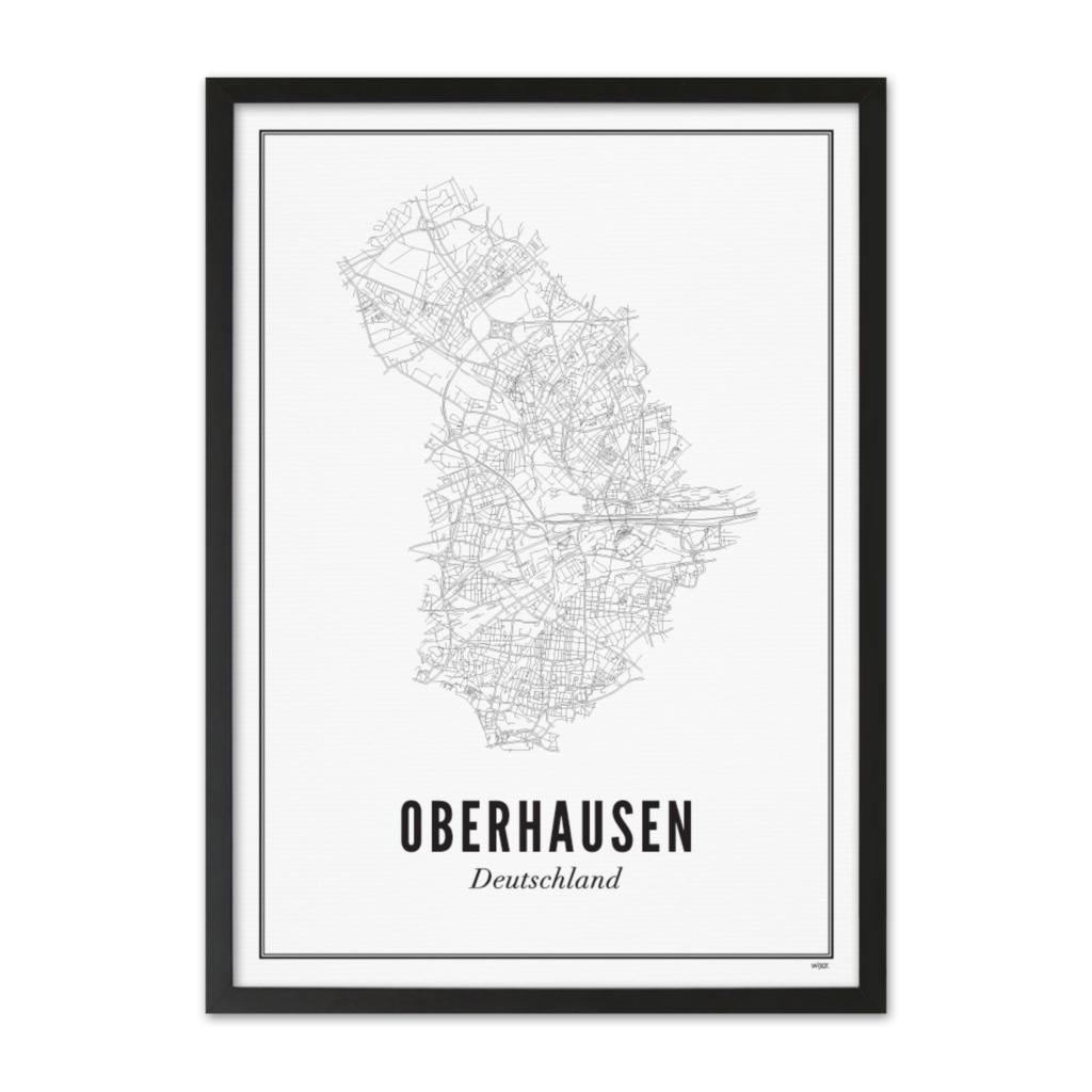 Oberhausen Stadt_lijst