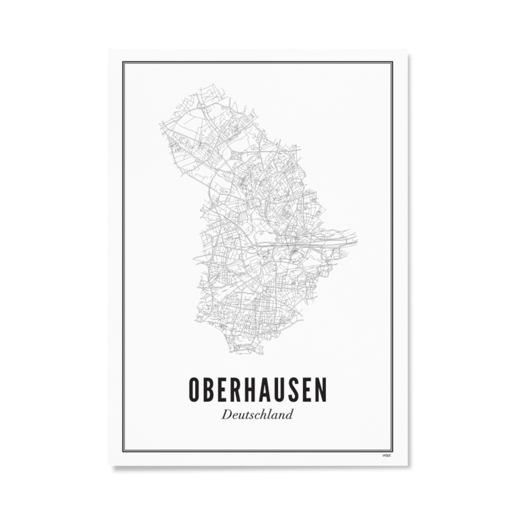 Oberhausen Stadt
