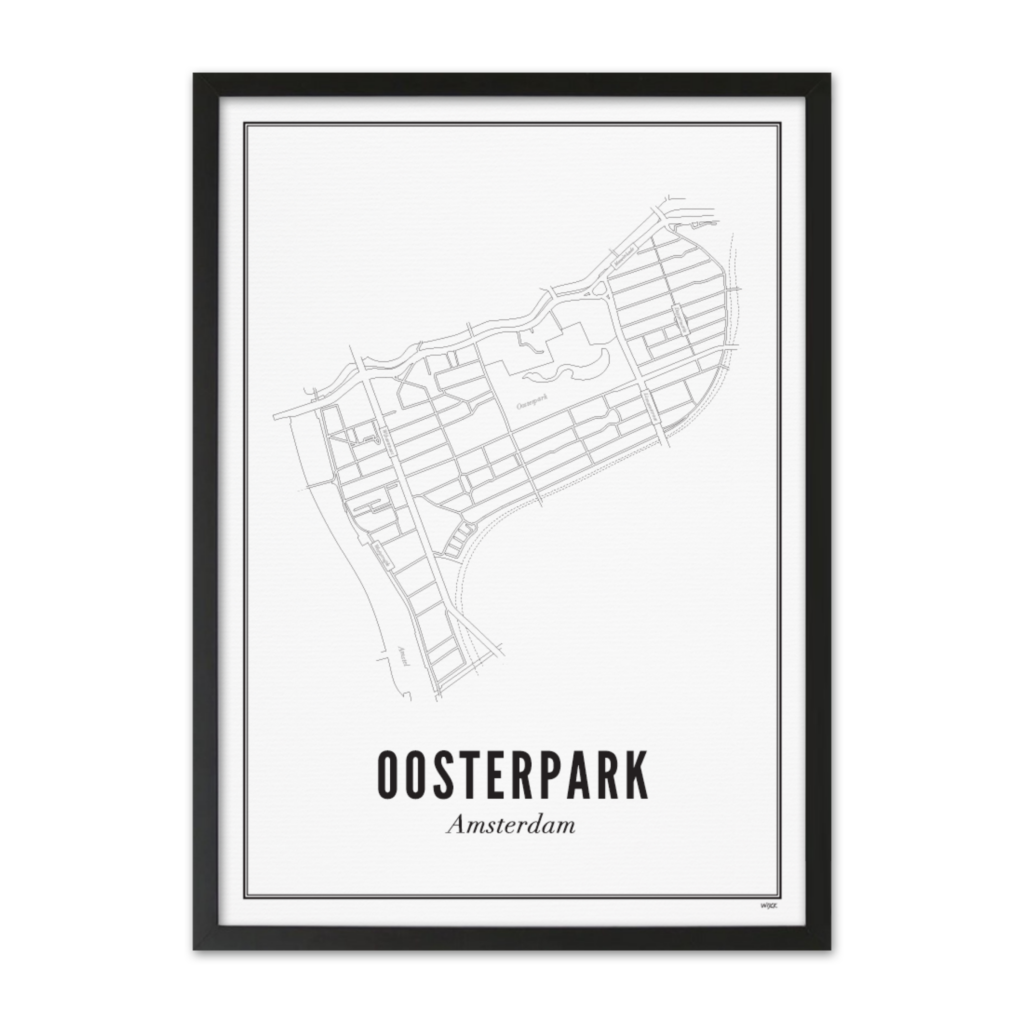 oosterpark lijst
