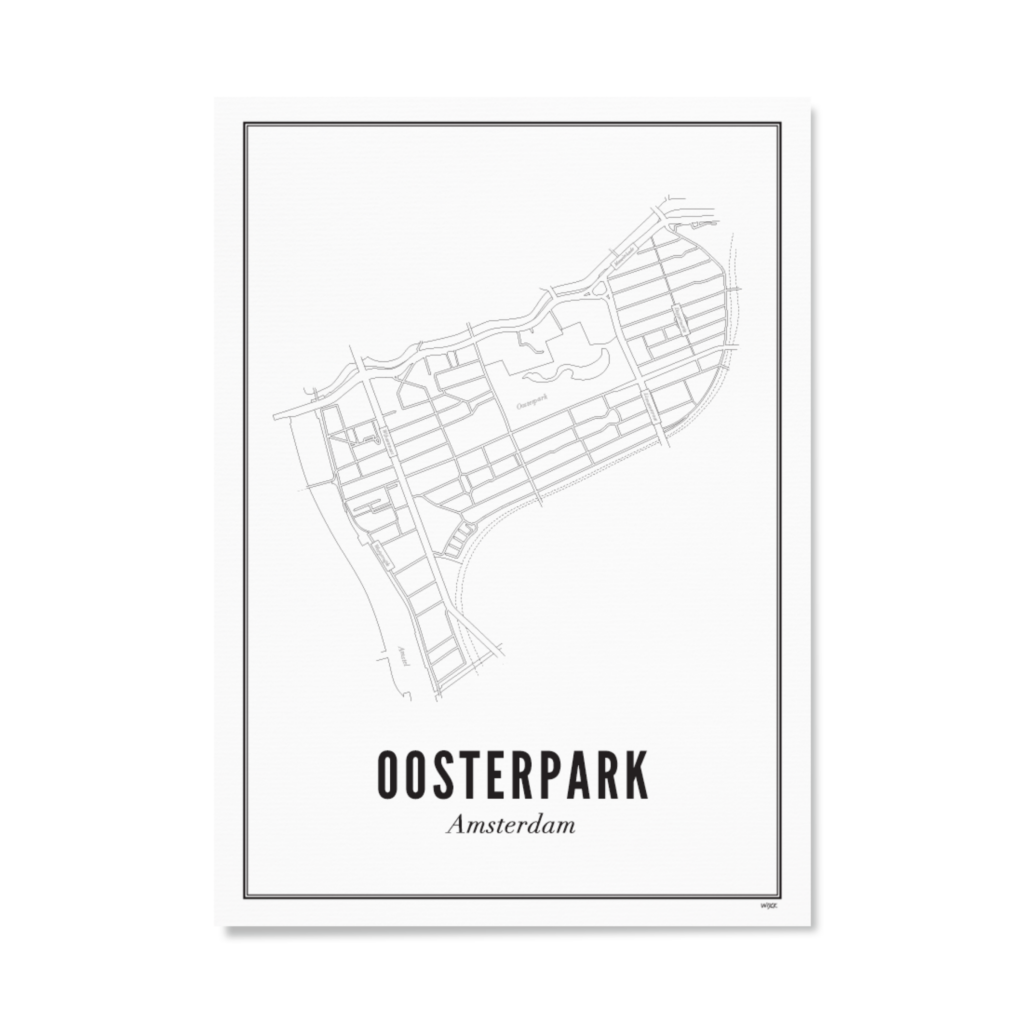 oosterpark papier
