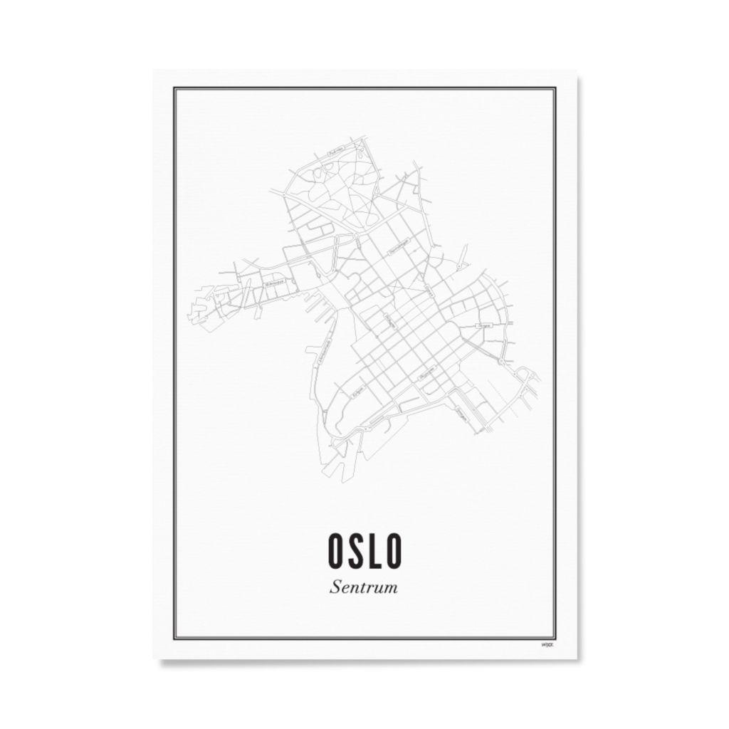 OSLO_Sentrum_Papier