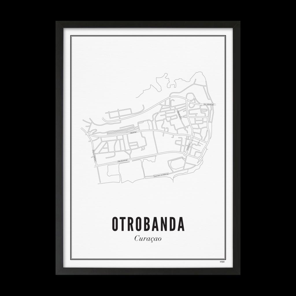 Otrobanda in zwarte lijst