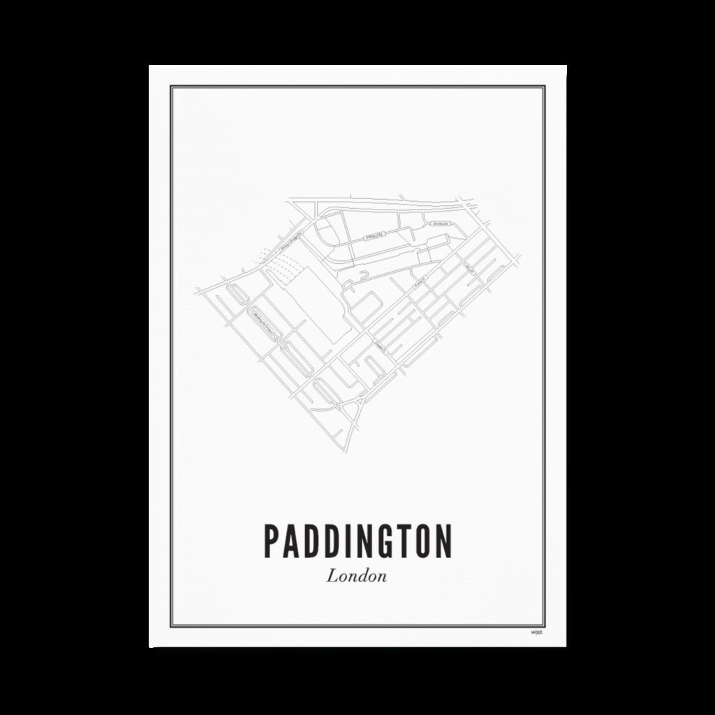 Paddington_papier