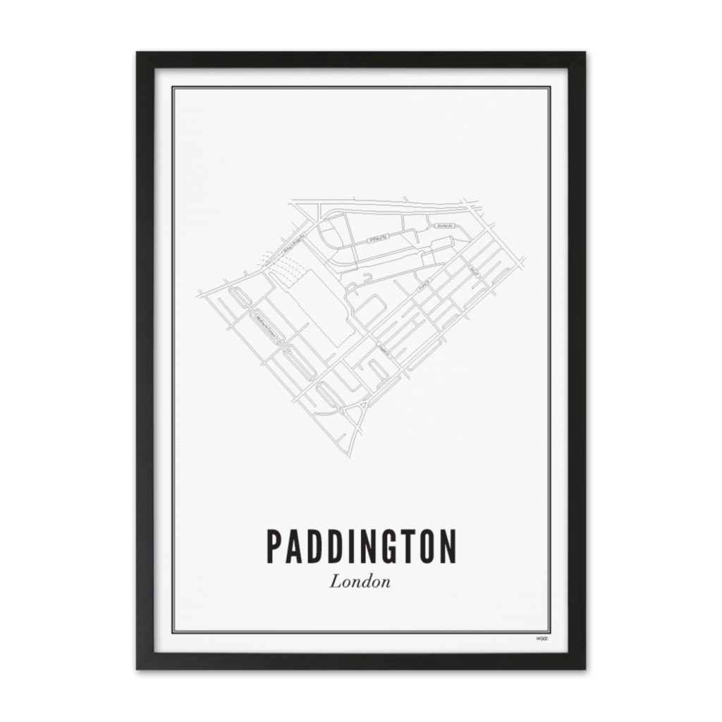 Paddington_Zwart