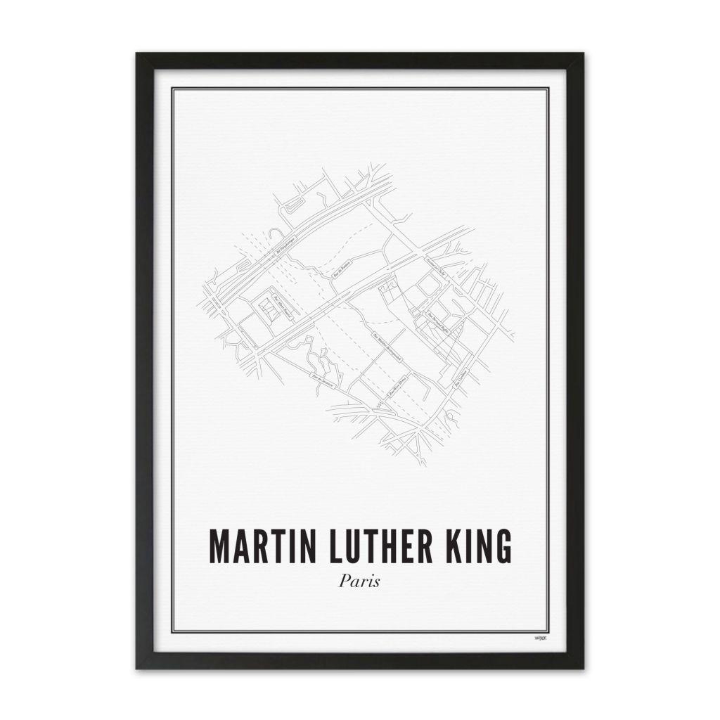 PARIS_Martin_luther_king_ZwarteLijst