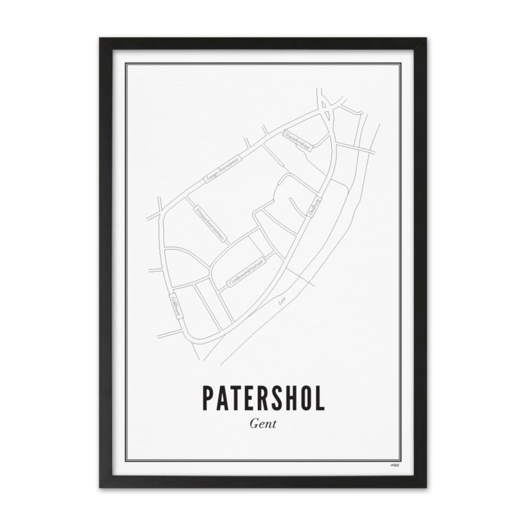patershol lijst