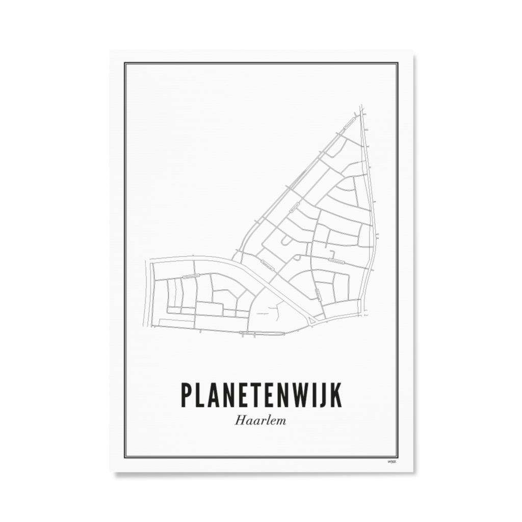 Planetenwijk_Papier