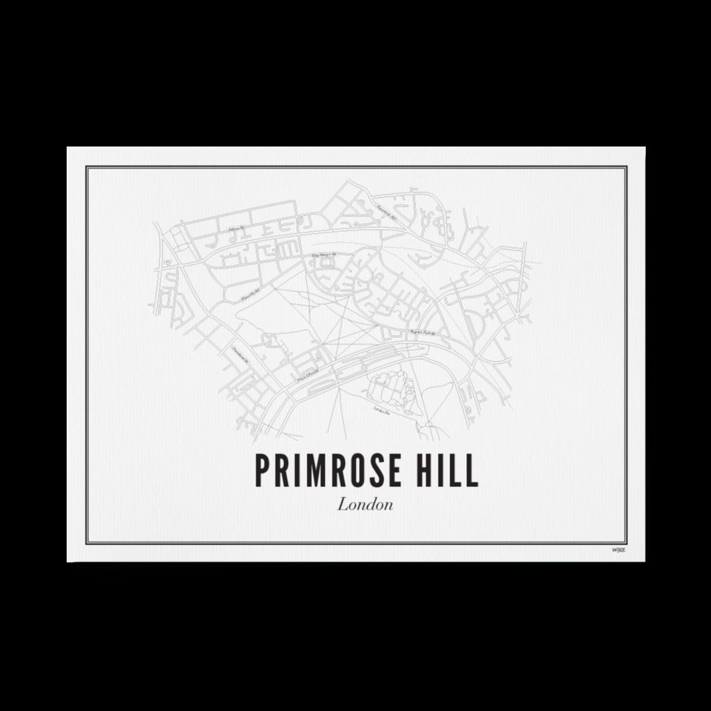 Primrose hill papier