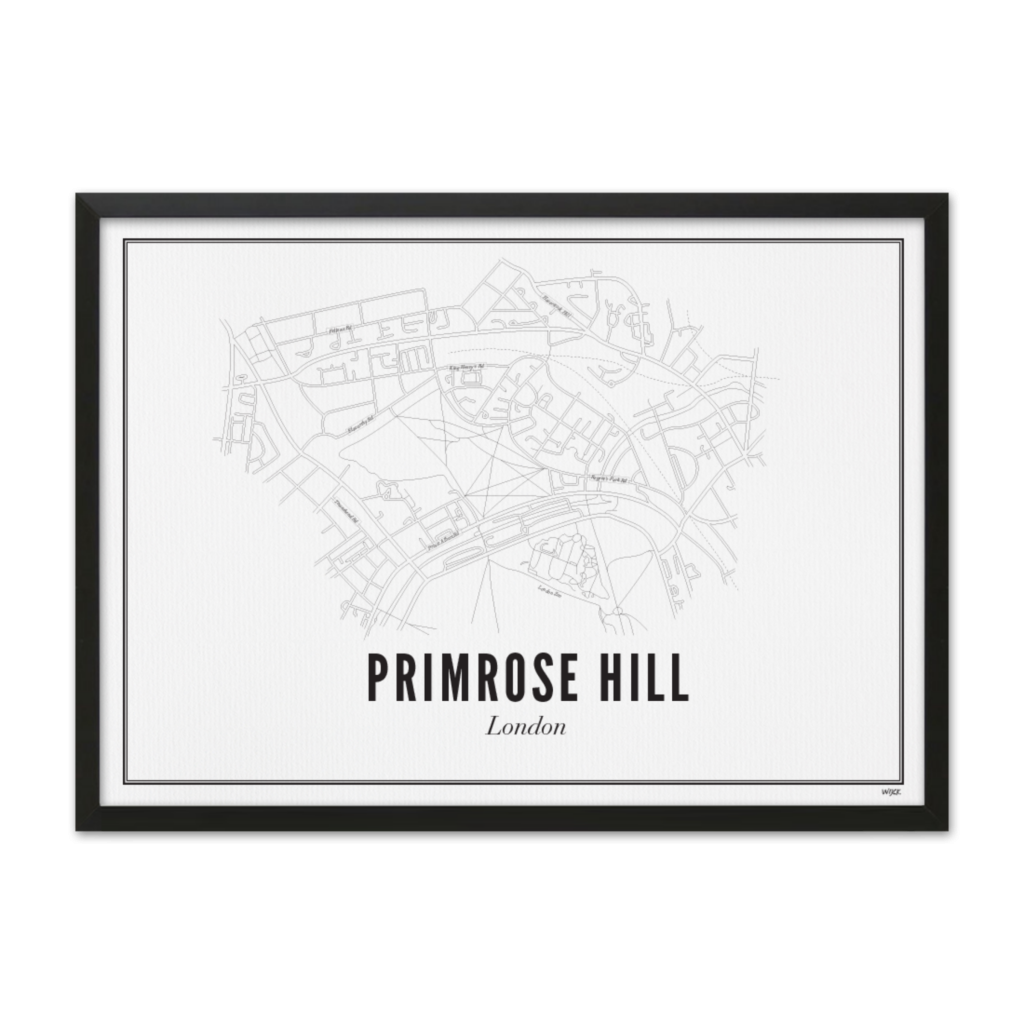 Primrose hill zwart