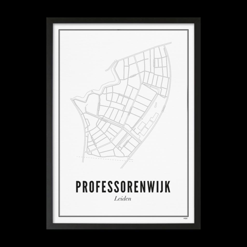 professorenwijk lijst