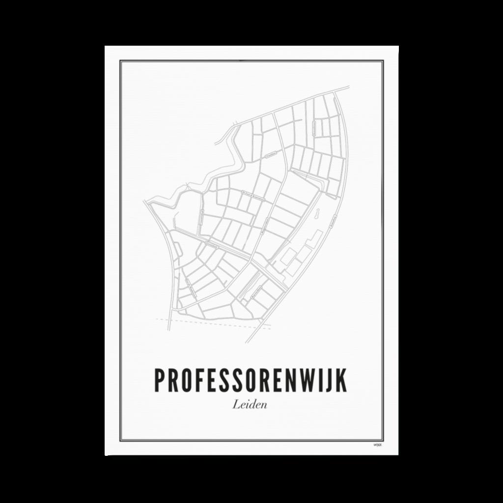 professorenwijk papier