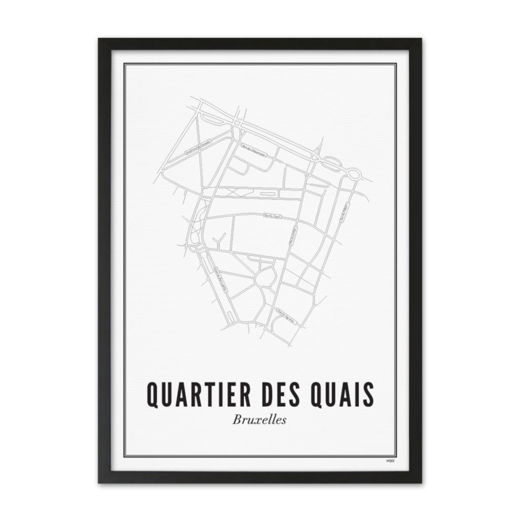 Quartier des quais_lijst