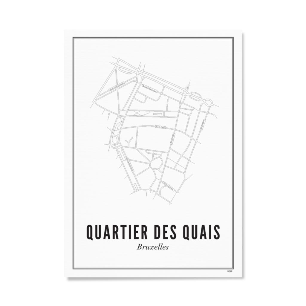 Quartier des quais_papier