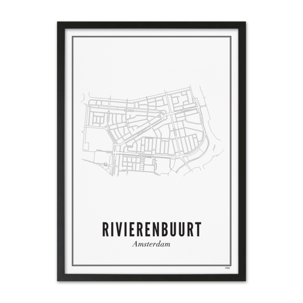rivierenbuurt lijst