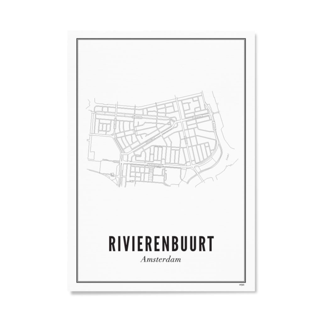 rivierenbuurt papier