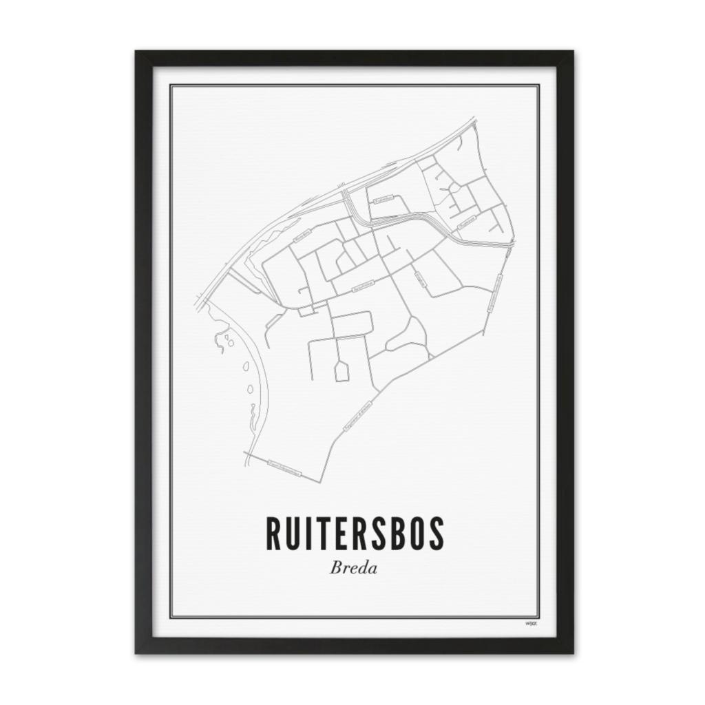 Ruitersbos_Lijst