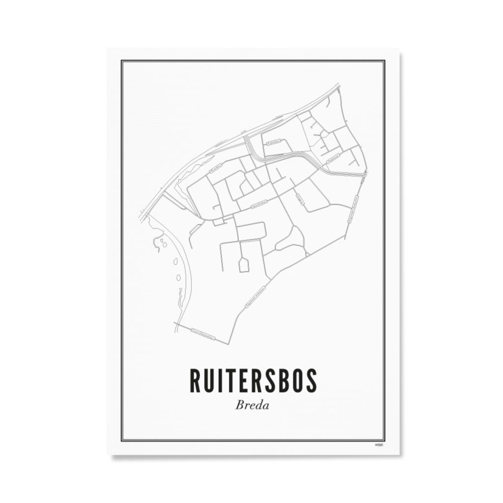 Ruitersbos_Papier