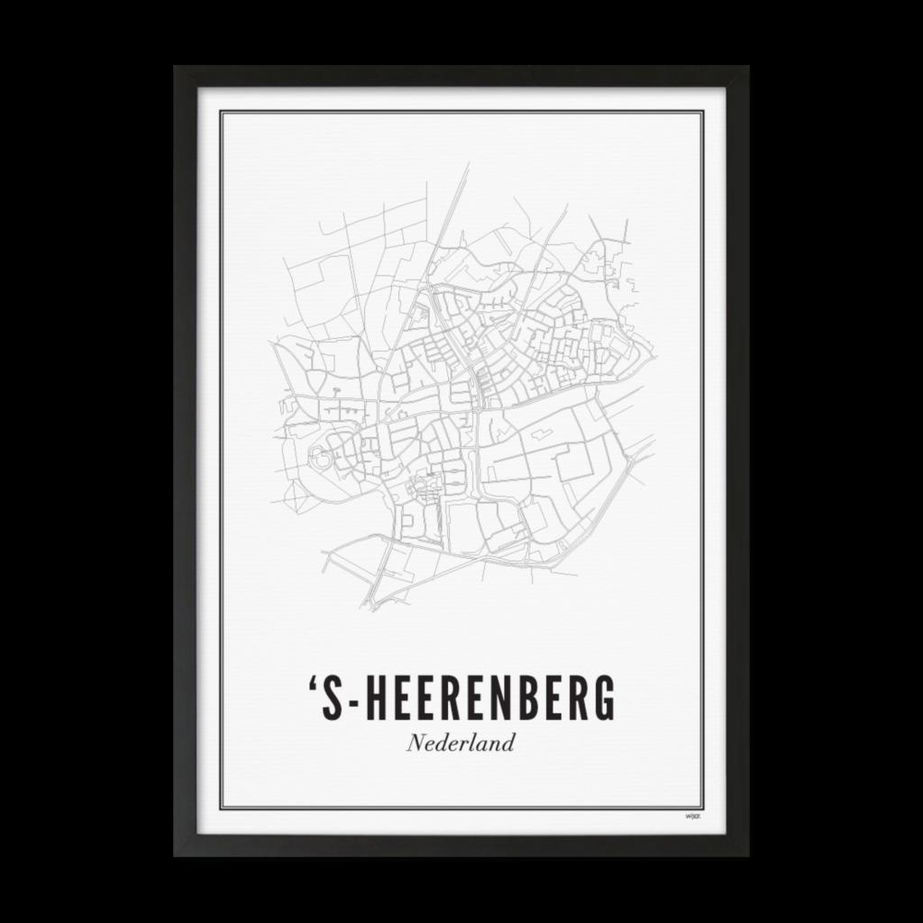 's-Heerenberg_Zwart