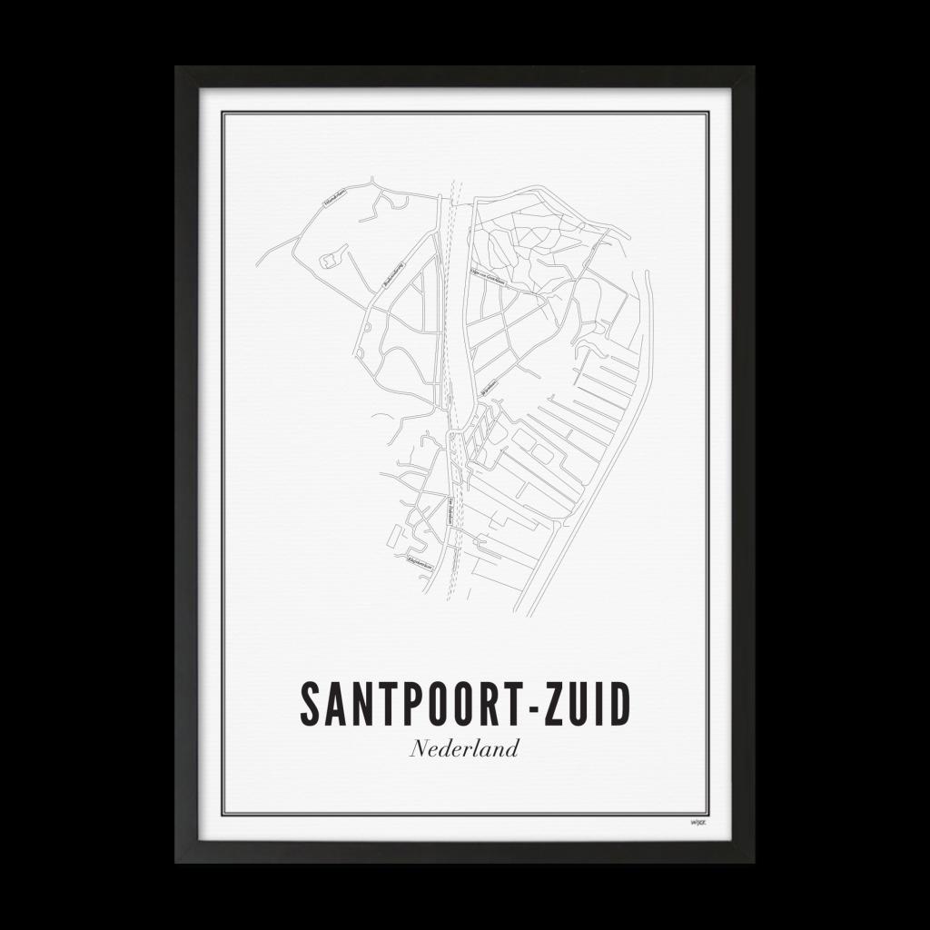 Santpoort ZUID IN LIJST1