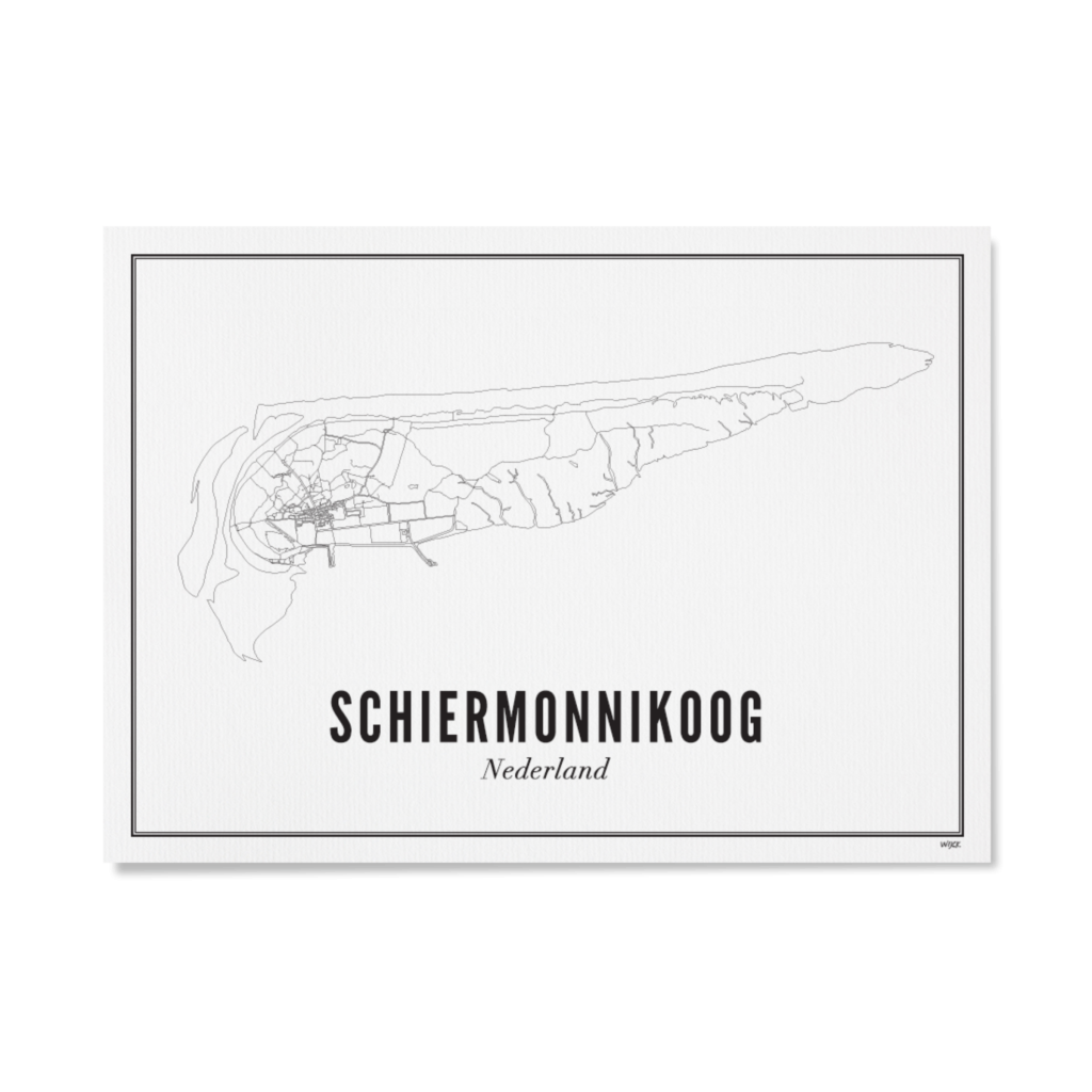 Schiermonnikoog_Papier