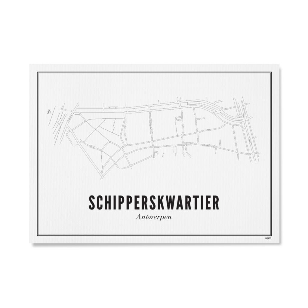 Schipperskwartier_print