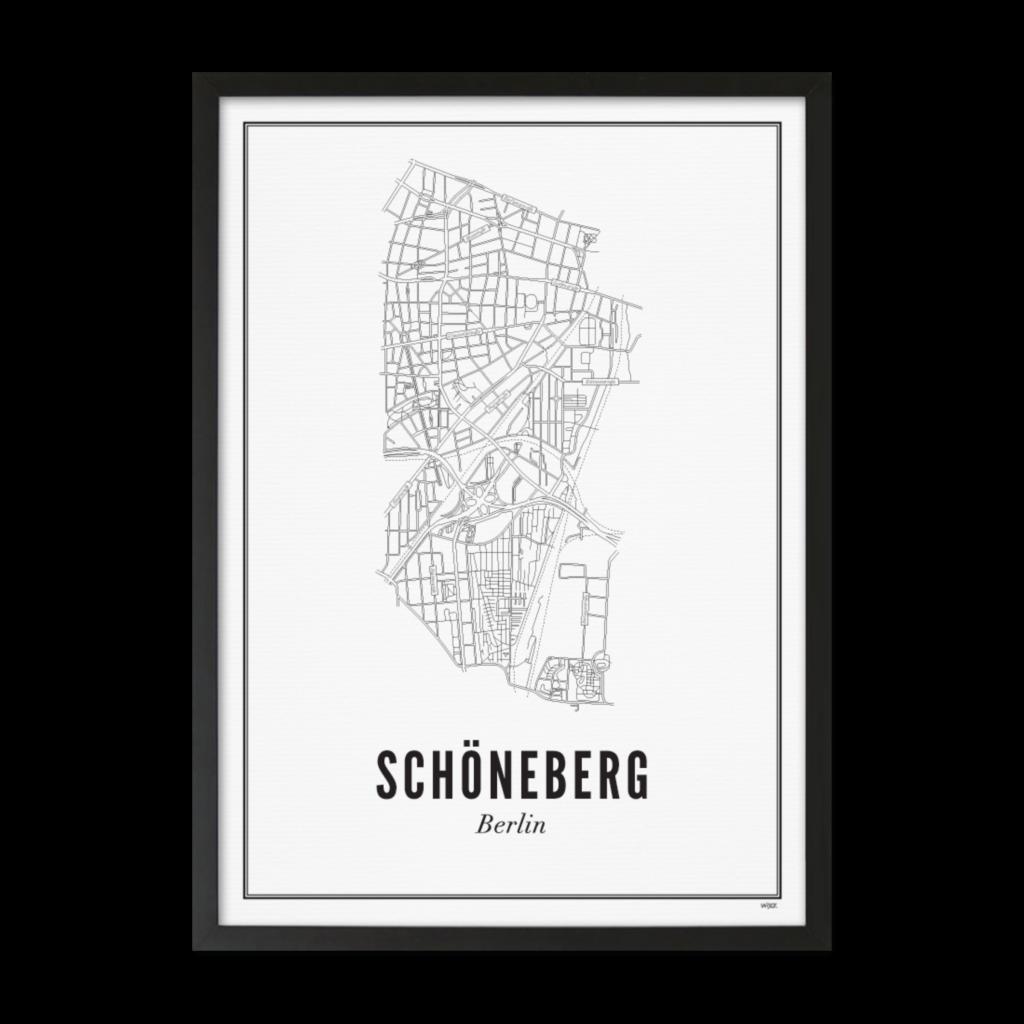 schoneberg lijst