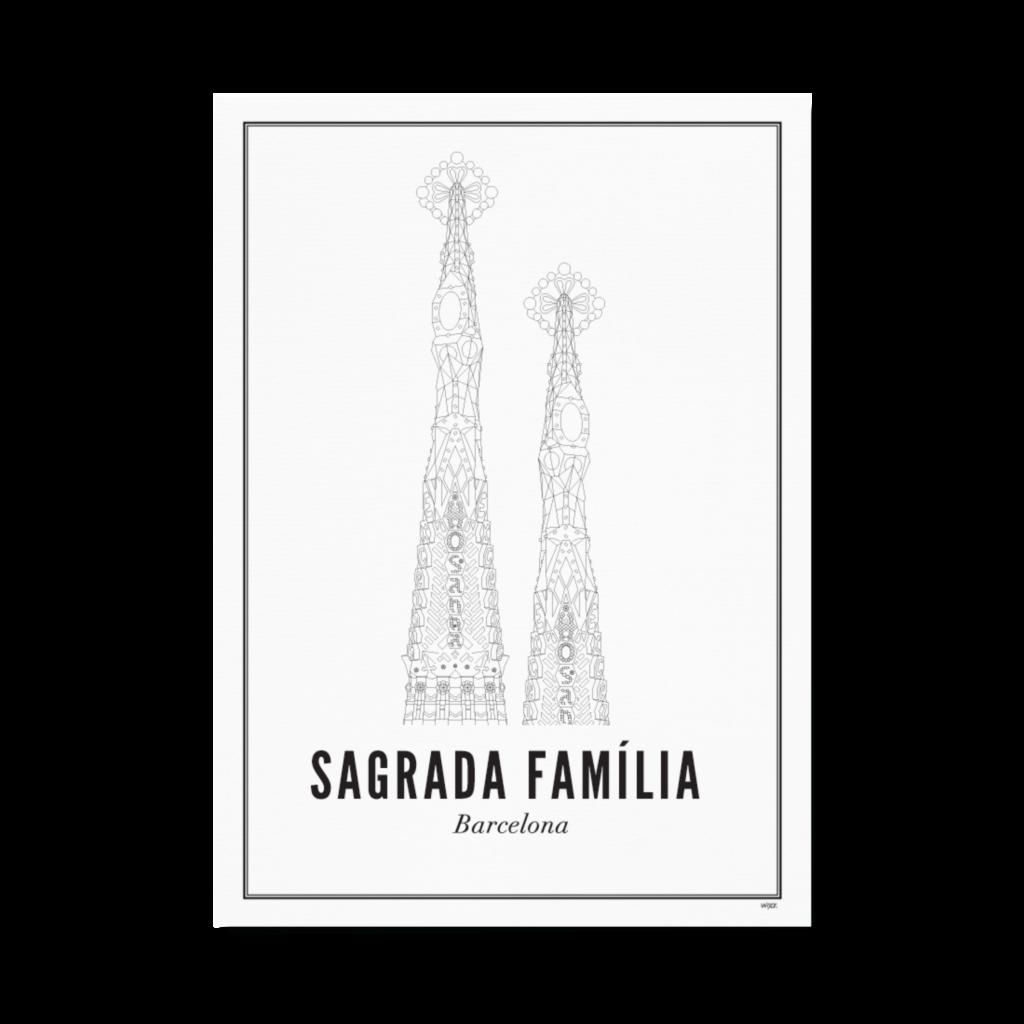 SEGRADA FAMILIA_PAPIER