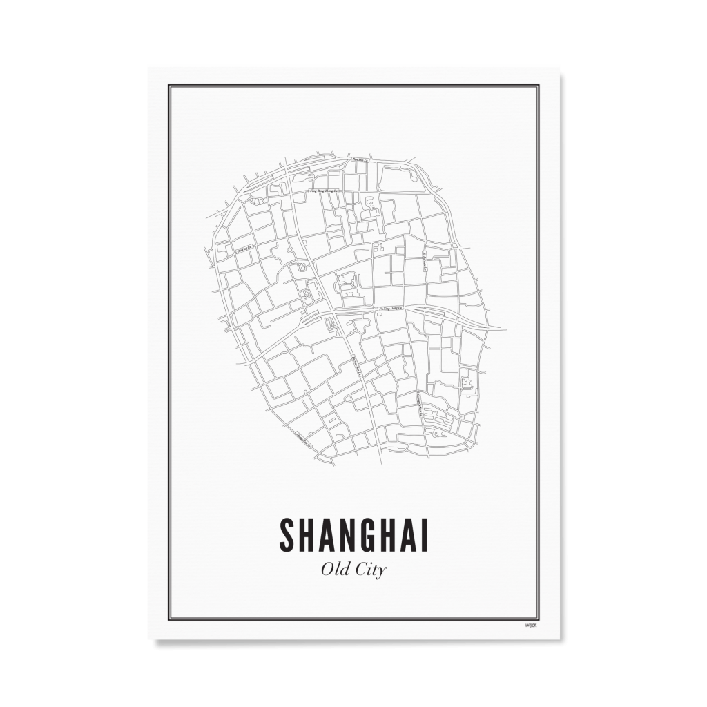 Shanghai_Old_City_Papier