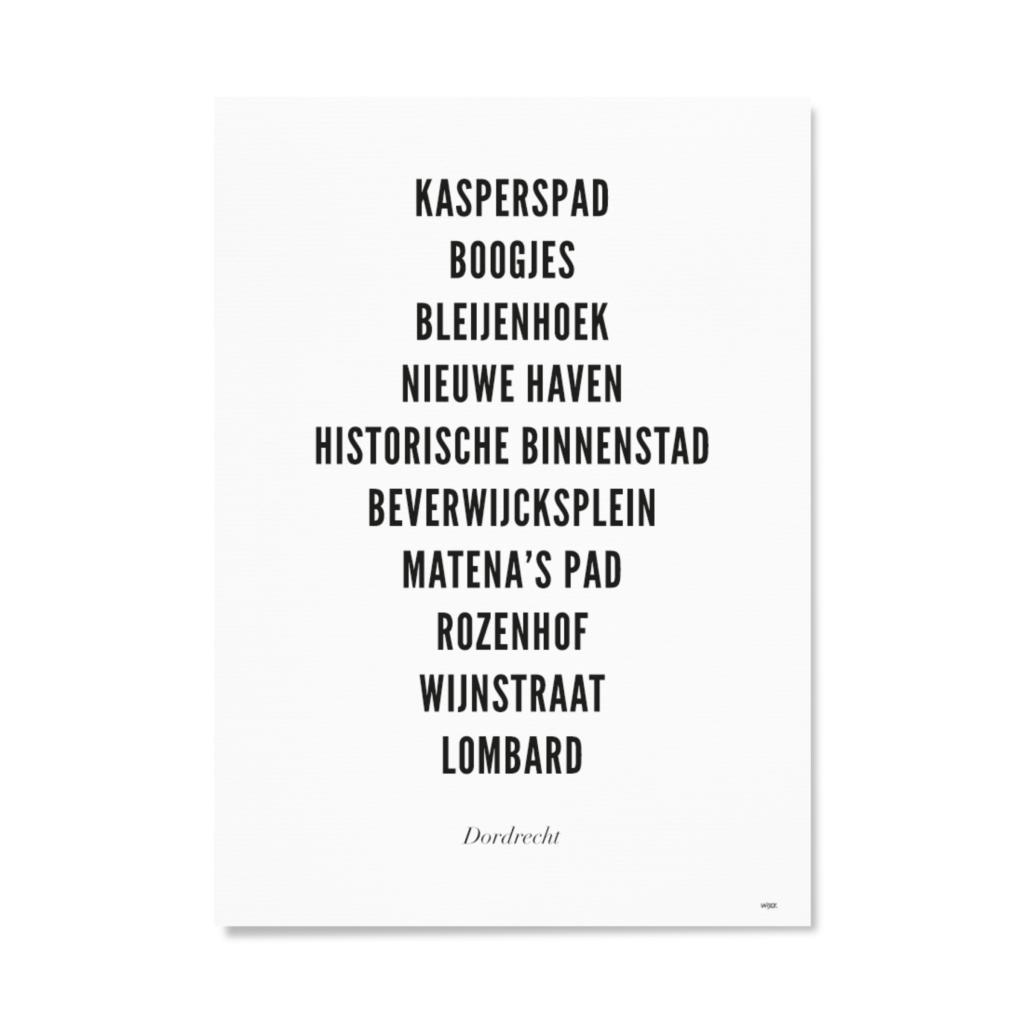 STAAND PAPIER_DORDRECHT