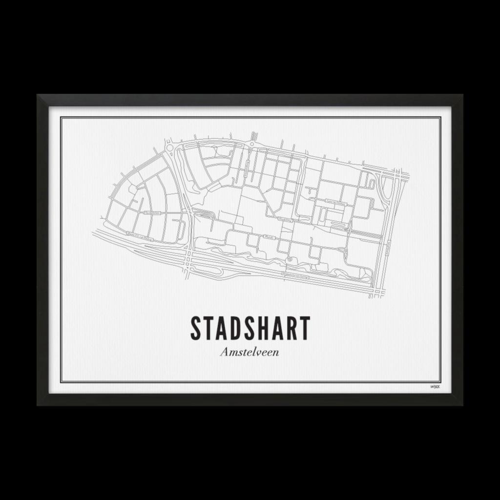stadshart lijst