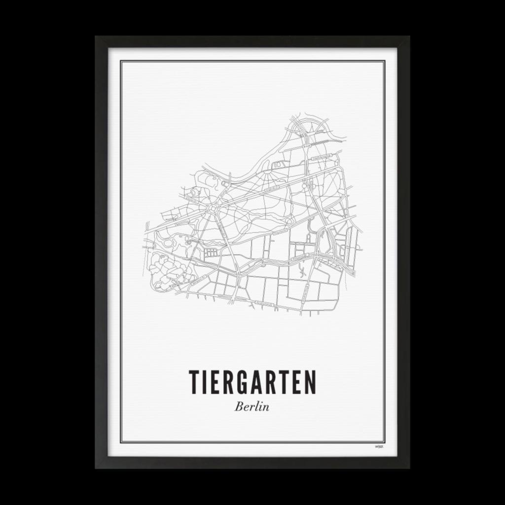 Tiergarten lijst