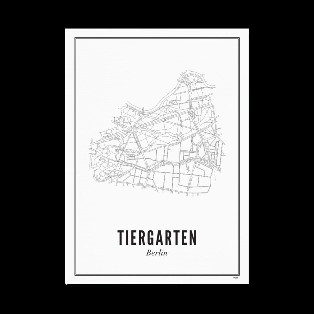 Tiergarten papier